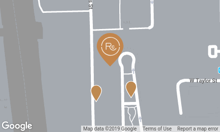 roosevelt parking map garage mobile